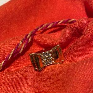 KATE SPADE Gold Bow Ring